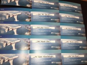 istanbul air show fuar davetiyesi yazımı