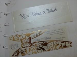 düğün davetiyesi zarfına isim yazdırma, kaligrafi ile davetiye, davetiye üzerine güzel yazı